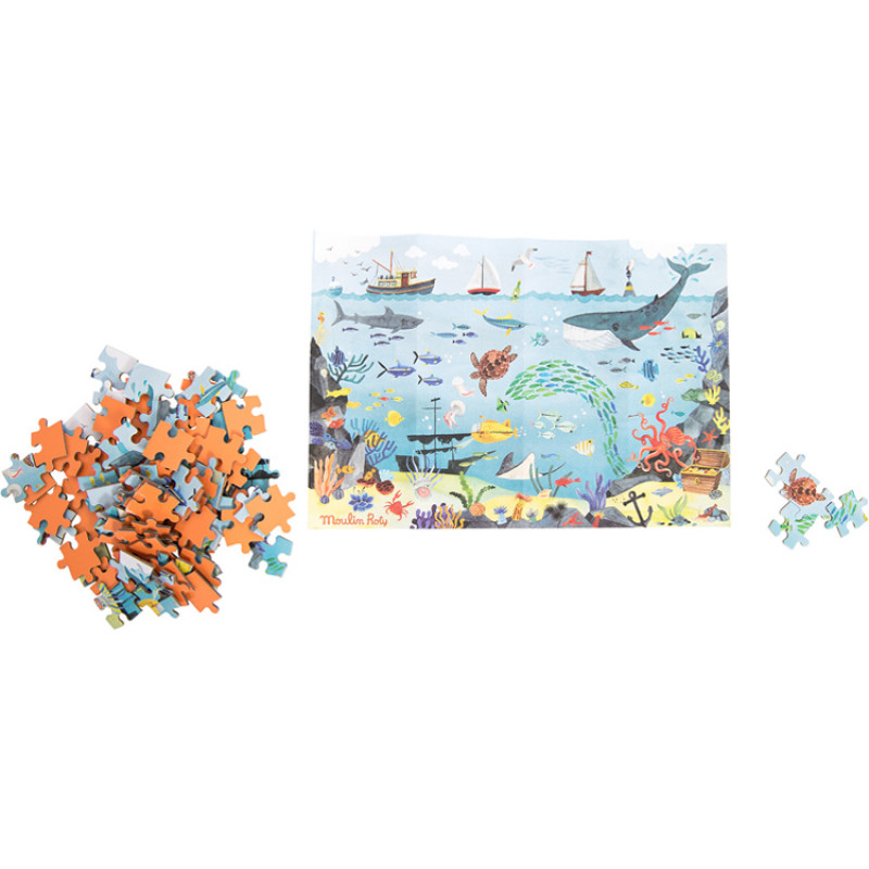 puzzle mer moulin roty