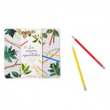 boite 24 crayons de couleurs