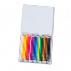 boite 24 crayons aquarellables
