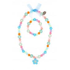 collier et bracelet Émilie