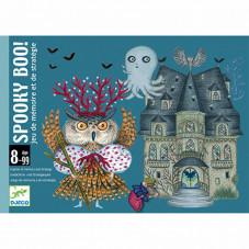 Jeu de cartes Spooky boo!