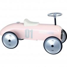 porteur voiture rose vilac