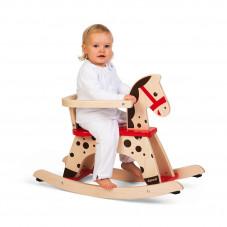 cheval à bascule 1 an