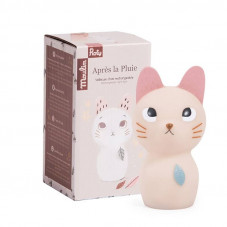 veilleuse chat moulin roty