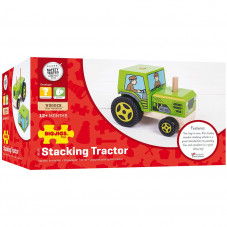 empilable tracteur 1 an