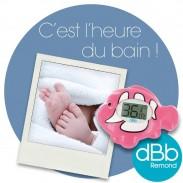 Puériculture pour bébé - Thermomètre - Baignoire - Polipetitpois
