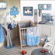 Cadres photos et pèles mêles - Décoration chambre bébé - Polipetitpois