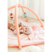 Tapis d'éveil - Tapis d'activités pour éveiller bébé - Polipetitpois