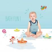 Jouets de bain - Jouet d'éveil - Cadeau naissance - Polipetitpois