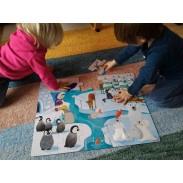 Puzzles pour enfants - Jeu éducatif ludique - Polipetipois