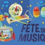 Instruments de musique pour enfants - Éveil - Polipetitpois
