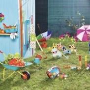 Jeux de plein air et jouets d'extérieur - Polipetitpois