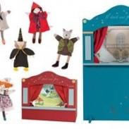 Marionnettes pour enfants - Marottes - Polipetitpois